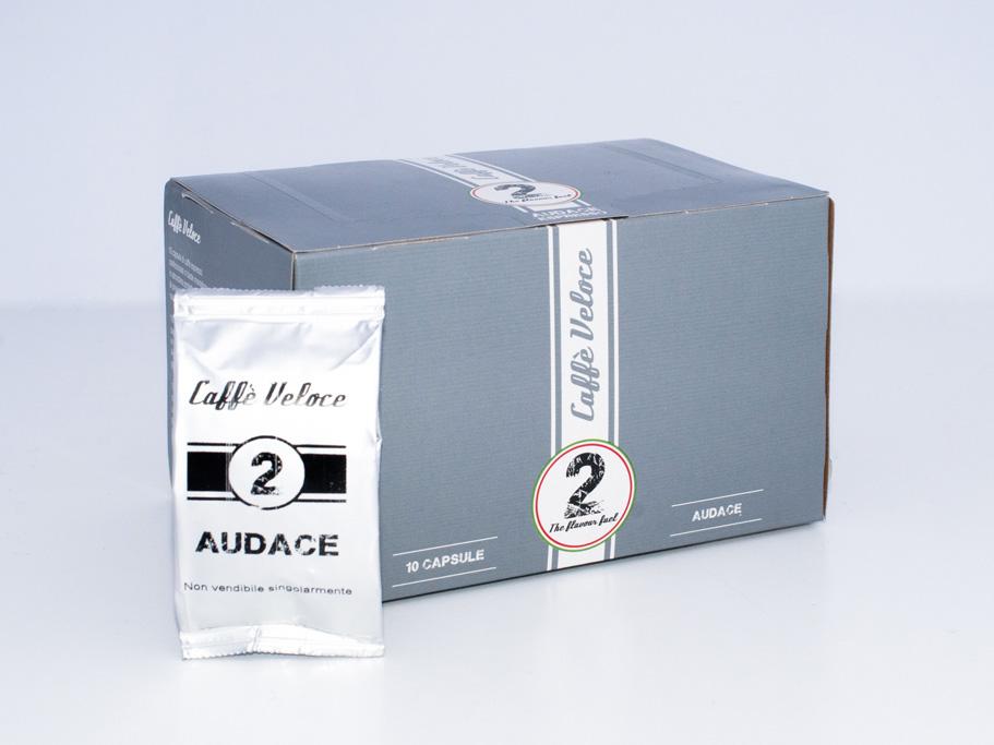 Caffè Veloce - Audace