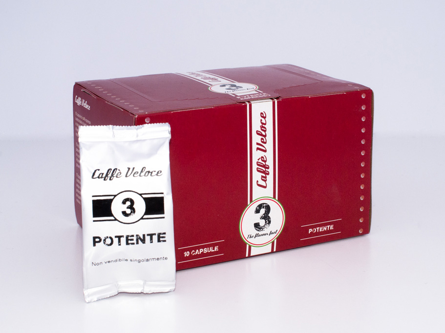 Potente - Italian Coffee capsules