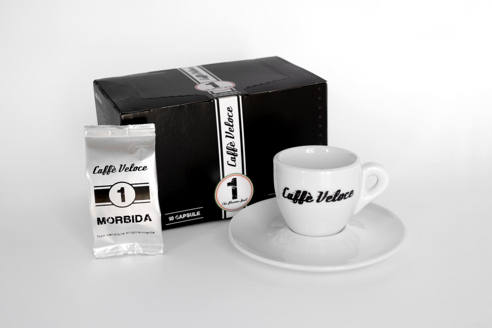 Espresso Cup - Morbida